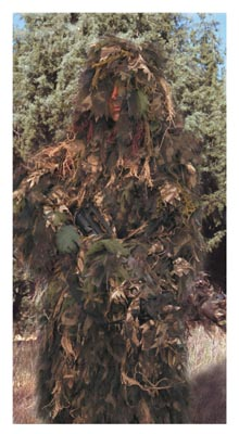 ''CHAMELEON'' SYNTHENTIC GHILLIE SUIT