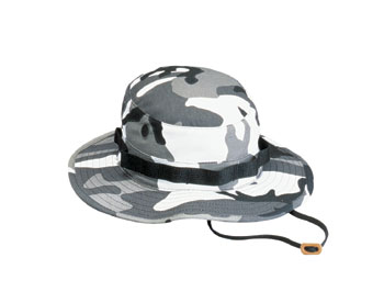 ULTRA FORCE CITY CAMO BOONIE HAT
