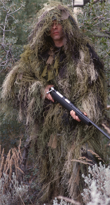 ULTRA LIGHT GHILLIE SUIT