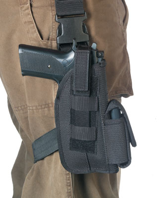 ULTRA FORCE TACTICAL HOLSTER - BLACK