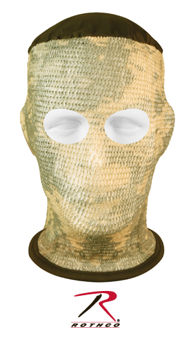 ACU DIGITAL SPANDOFLAGE HEAD NET