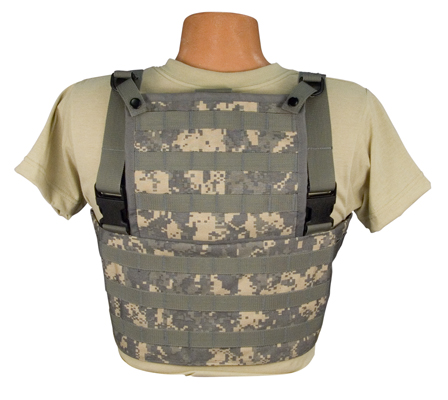 M.O.L.L.E. II LOAD CARRIER VEST - ACU DIGITAL