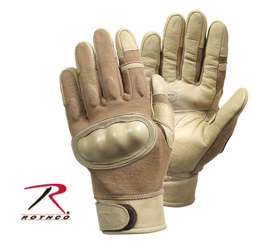 COYOTE CUT /FLAME & HEAT RESISTANT HARD KNUCKLE GLOVE