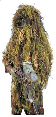 PAINTBALL GHILLIE SUIT