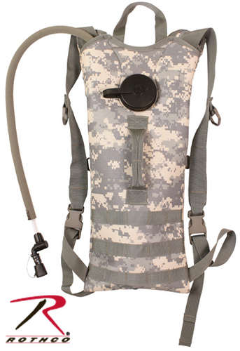 ACU DIGITAL 3-LITER BACKSTRAP HYDRATION PACK