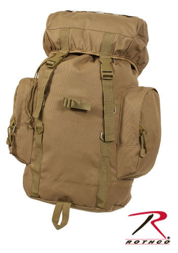 25L TACTICAL BACKPACK - COYOTE