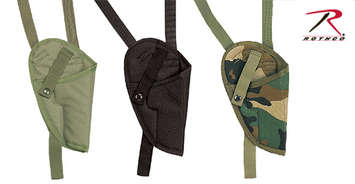 .45 CAL ENHANCED NYLON SHOULDER HOLSTERS