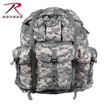 ROTHCO LARGE ALICE PACK w/ FRAME - ACU DIGITAL CAMO