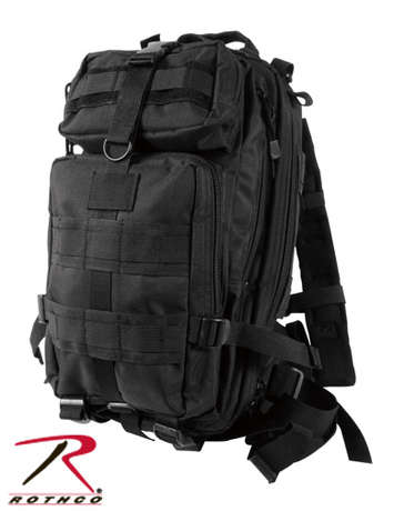 MEDIUM TRANSPORT PACK - BLACK