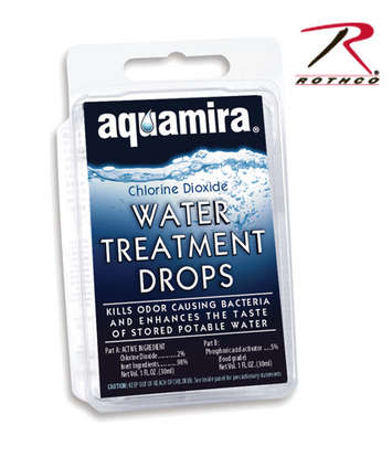 AQUAMIRA WATER TREATMENT KIT