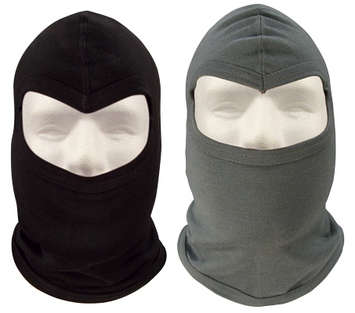 HEAVYWEIGHT FLAME & HEAT RESISTANT SWAT HOOD