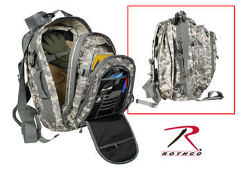 MOVE OUT BAG / BACKPACK - ACU DIGITAL CAMO