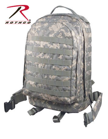 M.O.L.L.E. II 3 DAY ASSAULT PACK - ACU DIGITAL