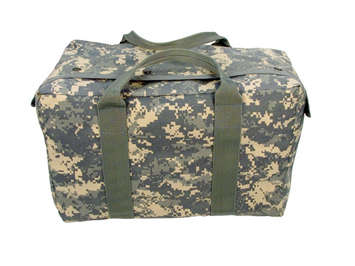 GI PLUS ENHANCED AIRFORCE CREW BAG-ACU DIGITAL