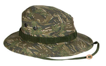 ULTRA FORCE SMOKEY BRANCH CAMO BOONIE HAT